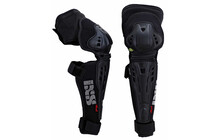 iXS Assault Knee Guard black